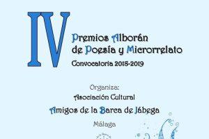 IV Premio Alborán de Poesía