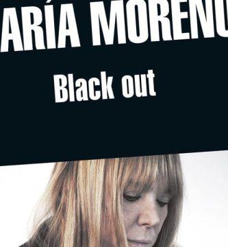 """Black out"", de María Moreno"