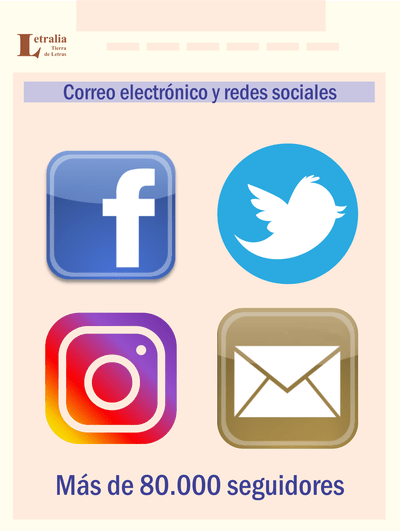 Correo electrónico y redes sociales