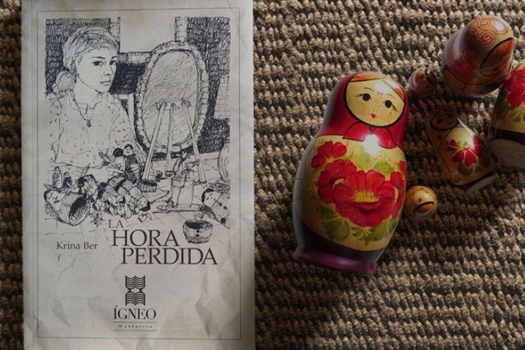 """""""La hora perdida"""", de Krina Ber"""