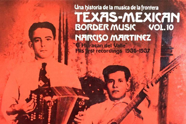 Narciso Martínez y Santiago Almeida
