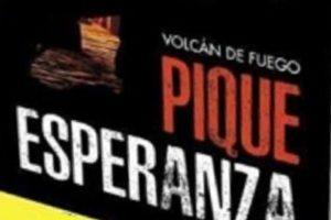 """Pique Esperanza, Volcán de fuego"", de Roberto Rosario Vidal"