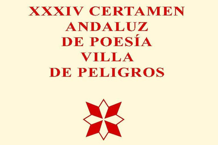 XXXIV Certamen Andaluz de Poesía Villa de Peligros