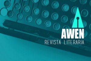 Sexta convocatoria de la revista Awen