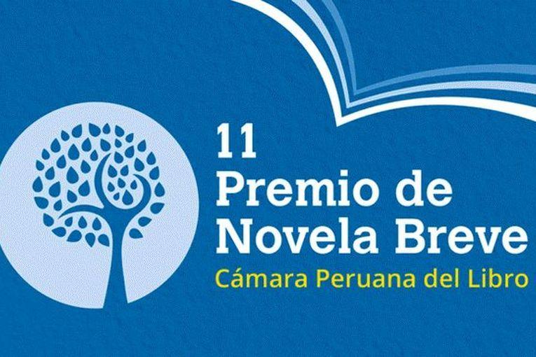 11r Premio de Novela Breve Cámara Peruana del Libro 2019