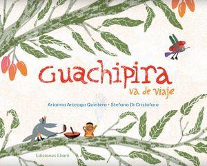 """Guachipira va de viaje"", de Arianna Arteaga Quintero"