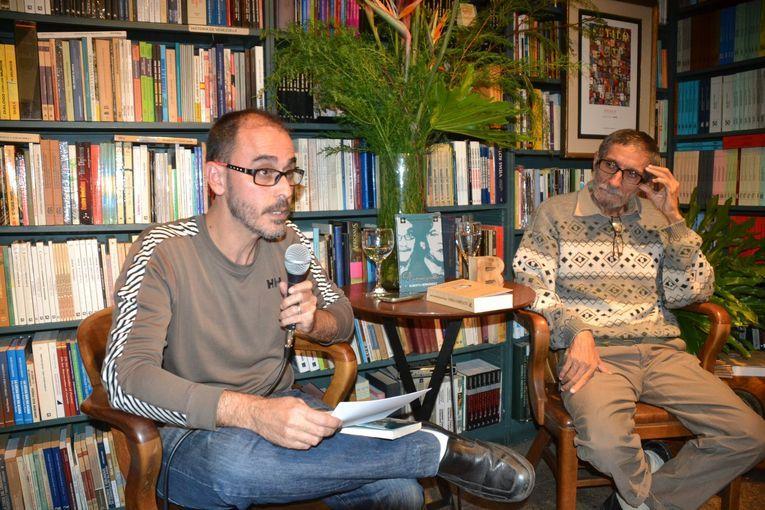 Ricardo Ramírez Requena y Alberto Hernández