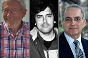 Francisco Sanz Navarro, Milos de Azaola y Carlos Rubio Albet