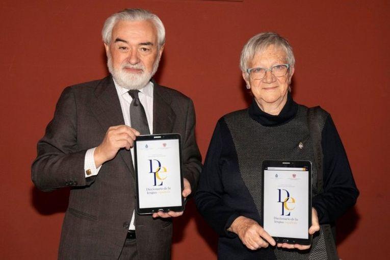 Darío Villanueva y Paz Battaner
