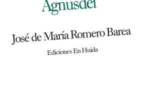 """""""Agnusdéi"""", de José de María Romero Barea"""