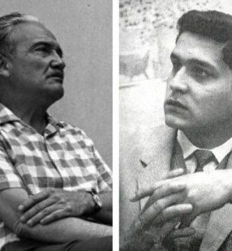 José María Arguedas y Javier Heraud