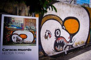 """""""Caracas muerde"""", de Héctor Torres"""
