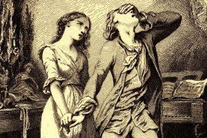 """Las cuitas del joven Werther"", de Johann Wolfgang von Goethe"