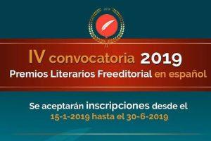 IV Premios Freeditorial 2019