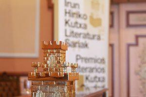 XLIII Premios Literarios Kutxa Ciudad de Irun