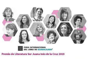 Premio de Literatura Sor Juana Inés de la Cruz 2019