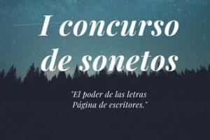 I Concurso de Sonetos El Poder de las Letras