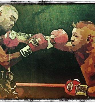 """Combate entre """"Feroz"""" Vargas y """"Tito"""" Trinidad el 2 de diciembre de 2000"""