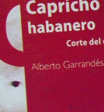 """Capricho habanero"", de Alberto Garrandés"