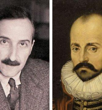 Stefan Zweig y Michel de Montaigne