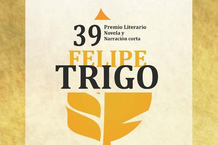 39º Premio Literario Felipe Trigo