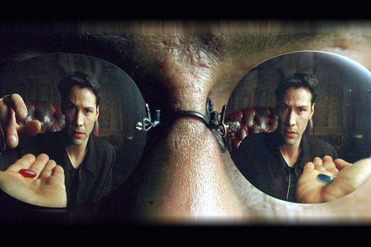 """""""The Matrix"""", de Andy y Larry Wachowski"""