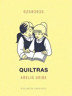 """""""Quiltras"""", de Arelis Uribe"""