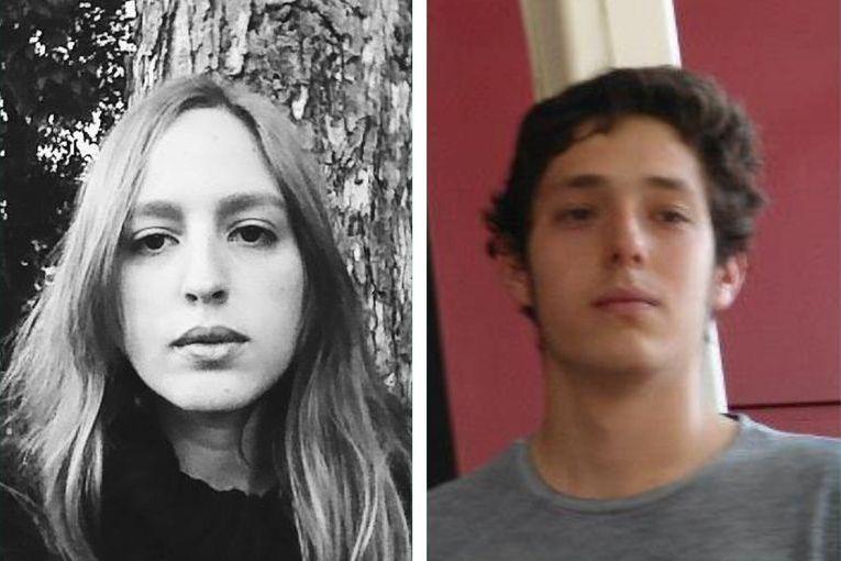 Pamela Rahn y Andrés Guerrero