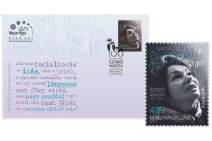 Serie filatélica por el centenario de Magda Szabó