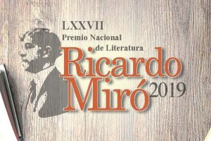 Concurso Nacional de Literatura Ricardo Miró 2019