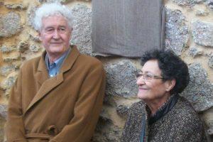 Félix Grande y Francisca Aguirre