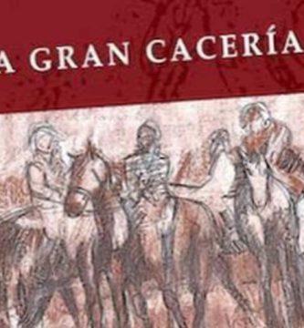 """""""La gran cacería"""", de Oscar Correa"""