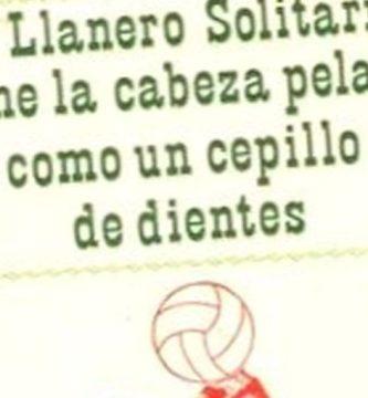 """""""El Llanero Solitario tiene la cabeza pelada como un cepillo de dientes"""", de Francisco Massiani"""