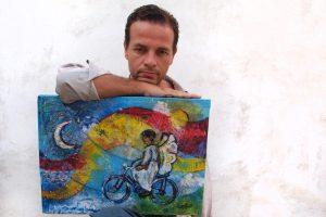 """Vuelo de paz"", de Daniel Nava"