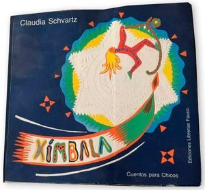 """Xímbala"", de Claudia Schvartz"