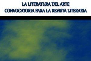 Convocatoria 2019 de la revista La Literatura del Arte