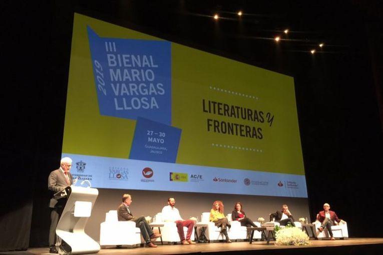 III Bienal de Novela Mario Vargas Llosa