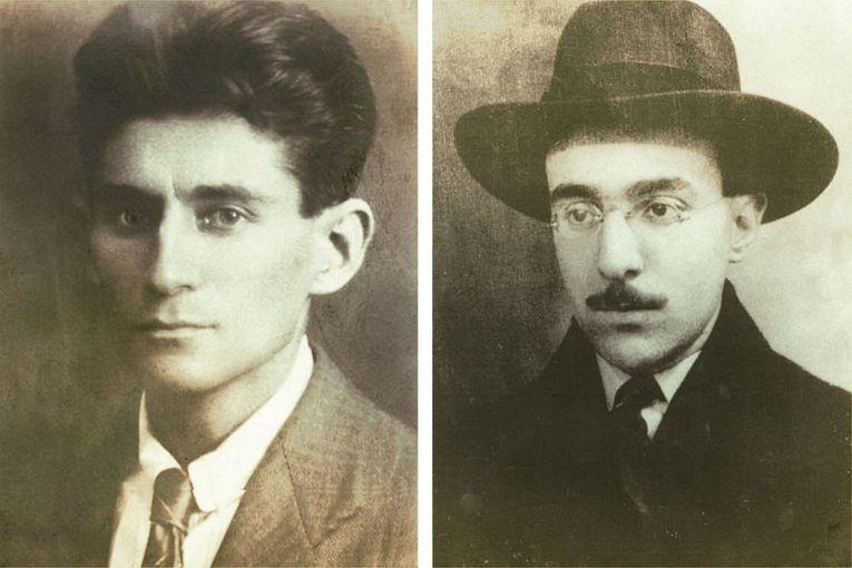 Cuando nosotros somos la crisis. Kafka y Pessoa, por Esther Domínguez Soto