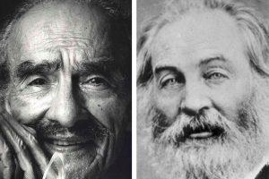 Pedro Mir y Walt Whitman
