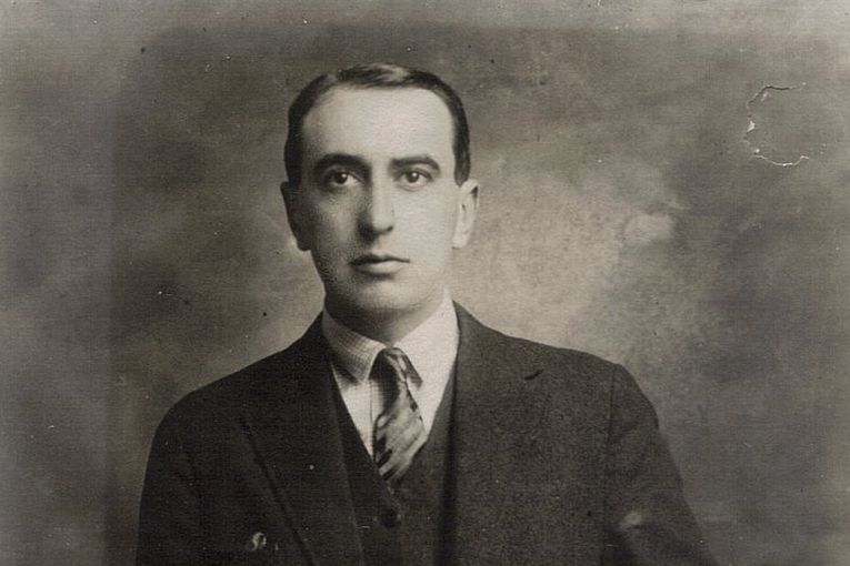 Vicente Huidobro portrait de