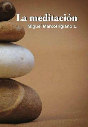"""""""La meditación"""", de Miguel Marcotrigiano"""