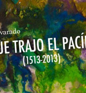 """""""El que trajo el Pacífico"""", de Javier Alvarado"""