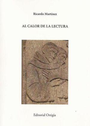 """""""Al calor de la lectura"""", de Ricardo Martínez-Conde"""