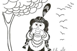 La leyenda de Hermanita Pequeña, por Estrella Cardona Gamio