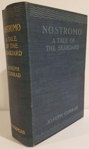 """Nostromo"", de Joseph Conrad"
