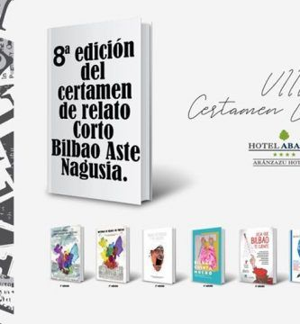 VIII Certamen Internacional de Narrativa Bilbao Aste Nagusia 2020