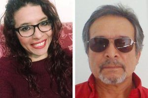 Yazmín Olivera García y Galvarino Orellana
