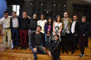 Congregación Literaria de la Ciudad de México