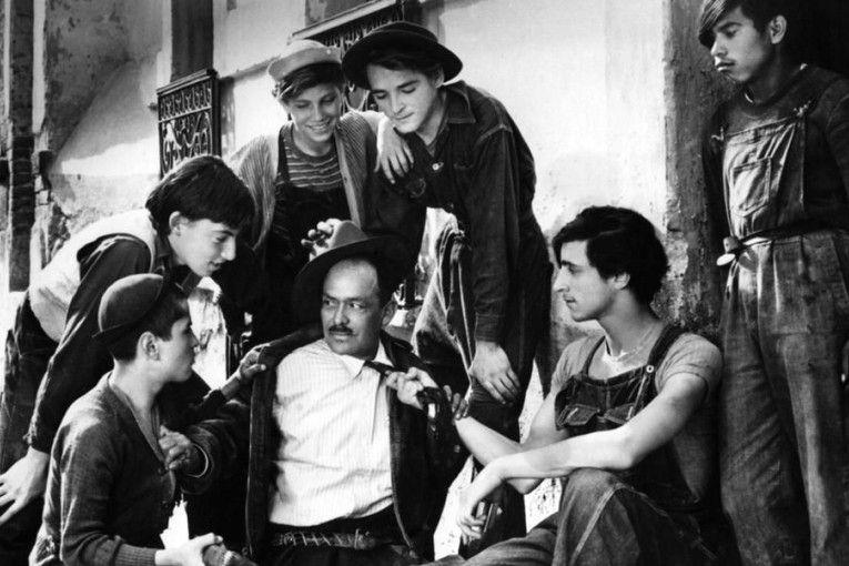 """""""Los olvidados"""" (1950), de Luis Buñuel"""