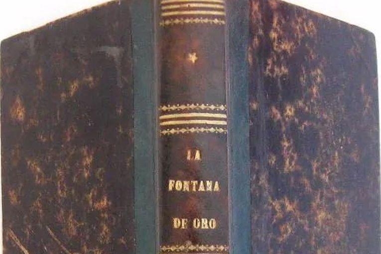 """""""La fontana de oro"""", de Benito Pérez Galdós"""